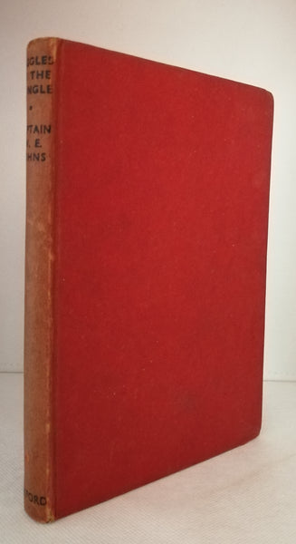 Biggles in the Jungle by Captain W. E. Johns FIRST EDITION, THIRD PRINTING