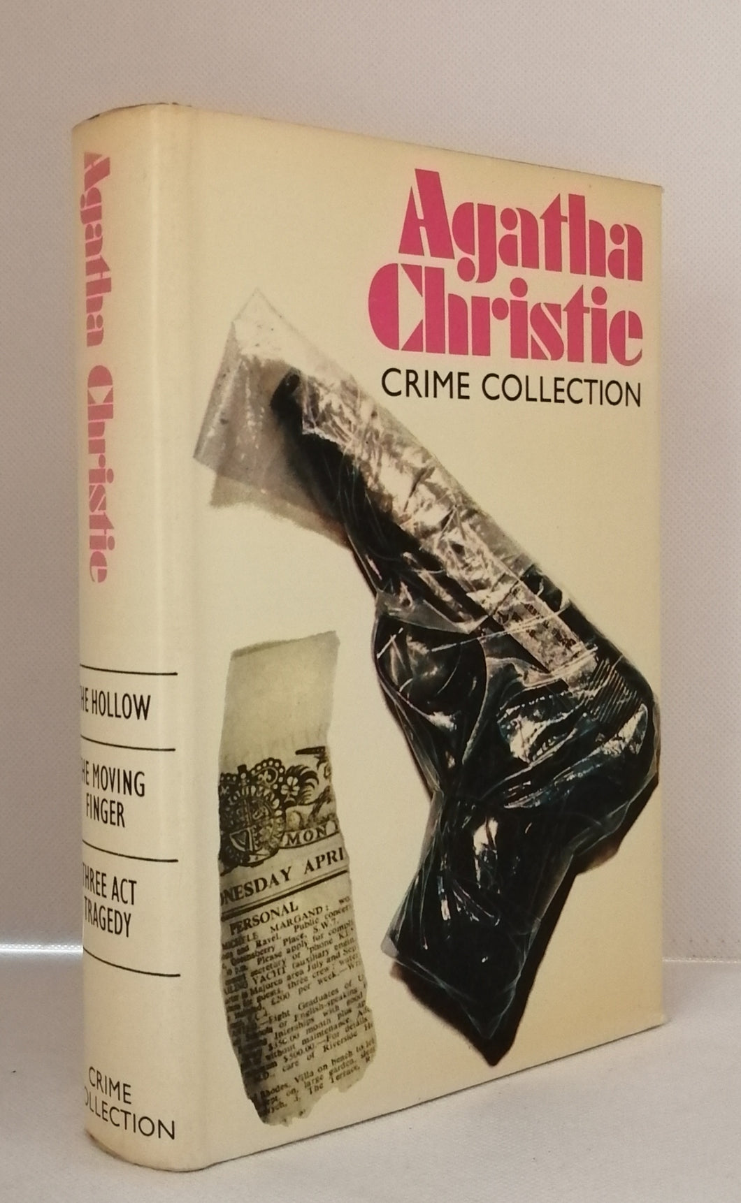Agatha Christie Crime Collection: The Hollow, The Moving Finger, Three Act Tragedy
