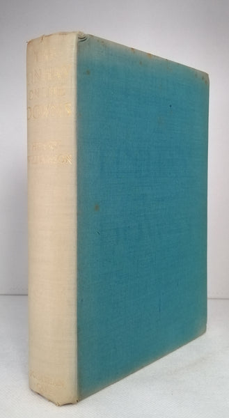 The Linhay on the Downs by Henry Williamson FIRST EDITION