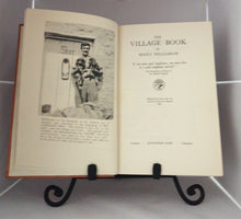 Load image into Gallery viewer, The Village Book by Henry Williamson FIRST EDITION, SECOND IMPRESSION