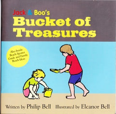 Jack & Boo's Bucket of Treasures by Philip Bell (author) and Eleanor Bell (illustrator)