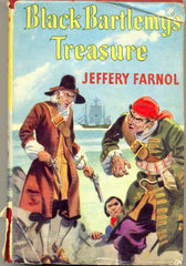 Black Bartlemy's Treasure by Jeffrey Farnol