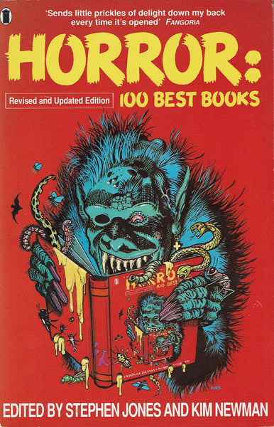 Horror: 100 Best Books edited by Stephen Jones and Kim Newman