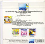 'Eeny' Relaxing Music CD and Card for Children
