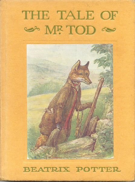 The Tale of Mr Tod by Beatrix Potter COLLECTIBLE