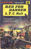 Red for Danger: Train Accidents by L T C Rolt - The Real Book Shop