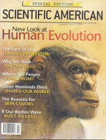 Scientific American Special Edition: New Look at Human Evolution by John Rennie (editor in chief)