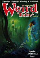 Weird Tales no. 291. Summer 1988 Special Tanith Lee Issue.