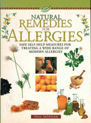 Natural Remedies for Allegies by Paul Morgan - The Real Book Shop