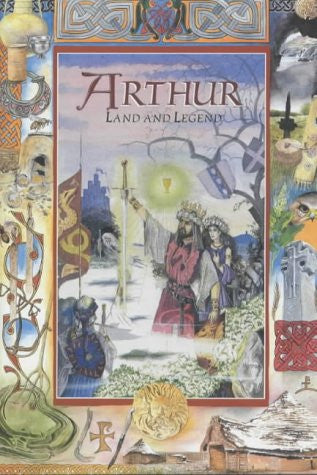 Arthur: land and Legend - The Real Book Shop