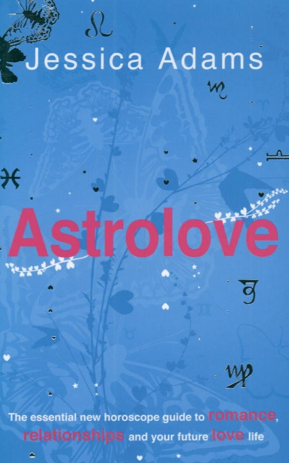 Astrolove by Jessica Adams - The Real Book Shop