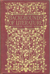 Backgrounds of Literature by Hamilton, Wright, Mabie