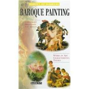 Baroque Painting (Barron's Art Handbooks: Yellow Series) - The Real Book Shop