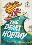 The Bears' Holiday by Stan and Jan Berenstain FIRST UK EDITION