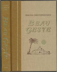 Beau Geste by Percival Christopher Wren - The Real Book Shop