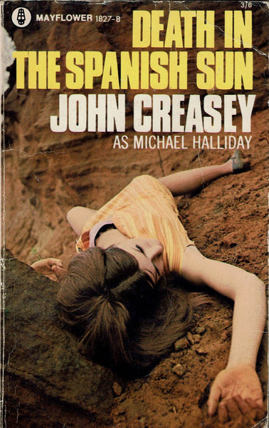 Death in the Spanish Sun by John Creasey as Michael Halliday
