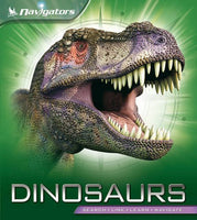 Navigators: Dinosaurs by David Burnie - The Real Book Shop