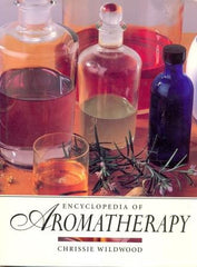 Encyclopedia of Aromatherapy by Chrissie Wildwood [used-very good] - The Real Book Shop