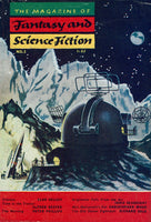The Magazine of Fantasy and Science Fiction Vol 2 No 1