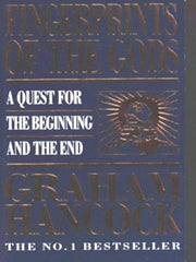 Fingerprints of the Gods: A Quest for the Beginning and the End by Graham Hancock SIGNED BY THE AUTHOR [used-very good] - The Real Book Shop