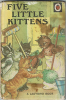 Five Little Kittens by A.J.Macgreggor and W.Perring