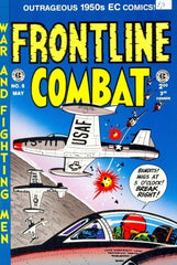 Frontline Combat Vol 1 No 8 [Comics] - The Real Book Shop