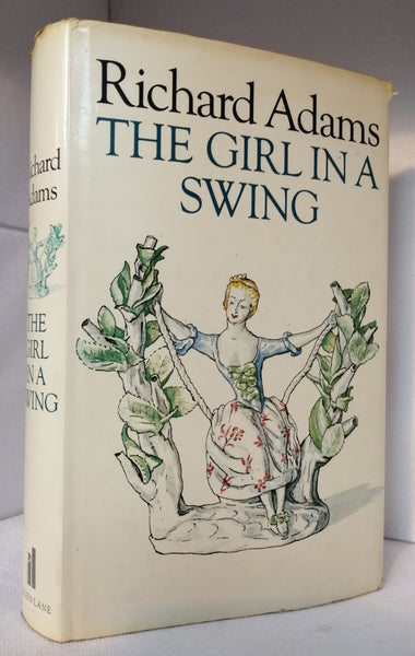 The Girl in a Swing by Richard Adams [Kathe Edition] FIRST EDITION