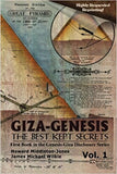 Giza-Genesis: The Best Kept Secrets & The Spinx Revealed VOLS 1 & 2 by Howard Middleton-Jones & James Michael Wilkie SIGNED