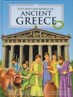 Step into the World of Ancient Greece - The Real Book Shop