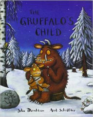 The Gruffalo's Child by Julia Donaldson & Axel Scheffler - The Real Book Shop
