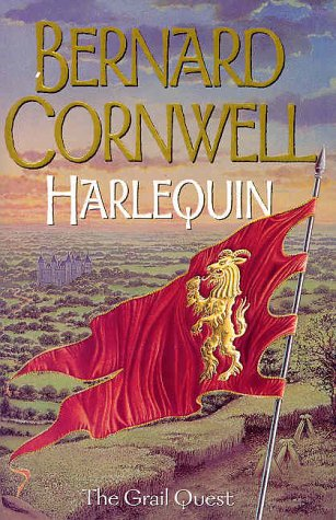 Harlequin by Bernard Cornwell [Grail Quest Book 1]