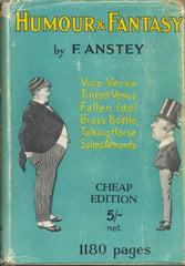 Humour and Fantasy by F. Anstey
