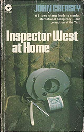 Inspector West at Home by John Creasey