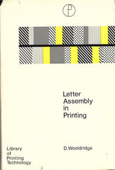 Letter Assembly in Printing by D. Wooldridge