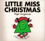 Little Miss Christmas by Roger Hargreaves - The Real Book Shop