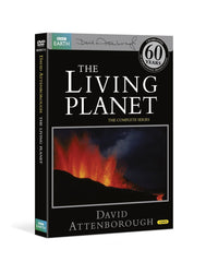 The Living Planet [DVDs] - The Real Book Shop