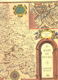 Maps of Bucks by Gordon Wyatt