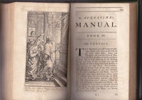 Being the Meditations of St Augustine, His Treatise of the Love of God, Soliloquies, and Manual [FIRST English Translation 1745] by George Stanhope (Translator) - The Real Book Shop