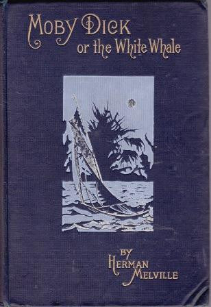 Moby Dick or The White Whale by Herman Melville RARE FIRST EDITION - The Real Book Shop