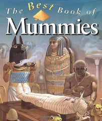 My Best Book of Mummies by Philip Steele - The Real Book Shop