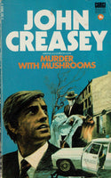 Murder with Mushrooms by John Creasey as Gordon Ashe