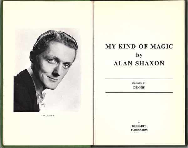 My Kind of Magic by Alan
