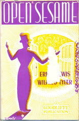Open Sesame: A Book for the Children's Conjurer by Eric C. Lewis and Wilfred Tyler