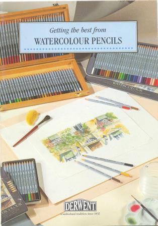 Getting the Best from Watercolour Pencils (pamphlet) [used-like new] - The Real Book Shop