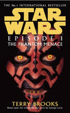 Star Wars Episode I The Phantom Menace by Terry Brooks - The Real Book Shop