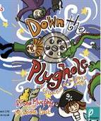 Down the Plughole [a collection of children's poems] by Fiona Murphy and Michelle Last