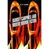 Ramsey Campbell and Modern Horror Fiction by S. T. Joshi