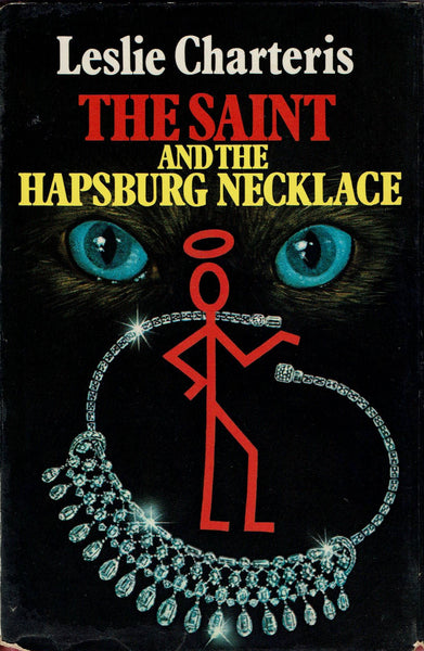 The Saint and the Hapsburg Necklace FIRST EDITION