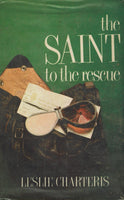 The Saint to the Rescue by Leslie Charteris