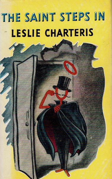 The Saint Steps In by Leslie Charteris